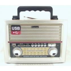 M-D1705BT 4 band (FM/AM/SW) USB, SD, пульт, ретро