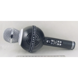 Микрофон для караоке bluetooth WS-878