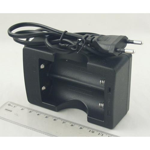 Зарядное устройство для 2 акк. 18650/26650 РВ-999A