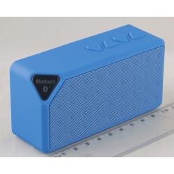 Колонки MP3 с FM-прием.,USB, SD X-3 Bluetooth