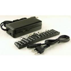 Блок питания для ноутбука (12-24V 6A) №714 (14 штекеров) 120W USB