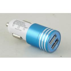 Блок питания для MP3 (2 USB,без шн.) 5V 2,1/1A прикур. KO-31