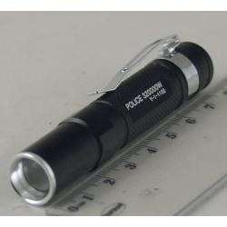 Фонарь светодиодный (1 мощ. 1AAА) Y-1102 100W zoom