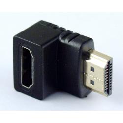 Переходник  HDMI M-F 90Gradus