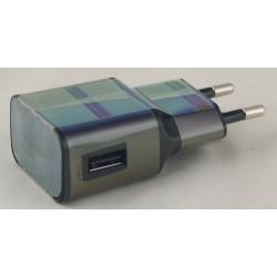 Блок питания для MP3 (USB разъем, без шн.) 5V 2A S-10 (TA-200)