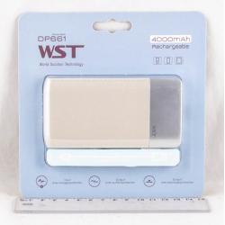 PowerBank 4000mAh USB WST DP-661