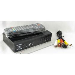 Цифровая приставка DVB-T2 LV-8800