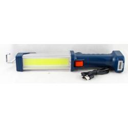 Светильник переносной (1 большая лампа, аккум.) YD-1248