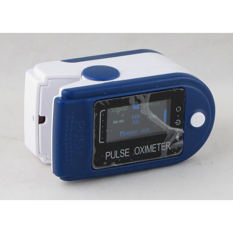 Пульсоксиметр JK-308(P01) (3 показателя)