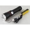Фонарь светодиодный (1 мощ., аккумулятр, магнит, шнур microUSB) H-616-Т6