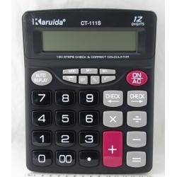 Калькулятор 111 (CT-111S) 12 разр., CHECK