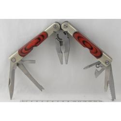 Инструмент комбинированный (пассатижи) 8733AWX (насадки большой дерев.)