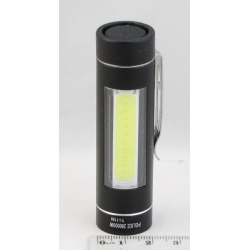 Фонарь светодиодный (1 мощ. 1AAА) Y-I-1150 c прищепкой