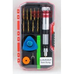 Набор инструментов для ремонта IPHONE 15в1 №2120