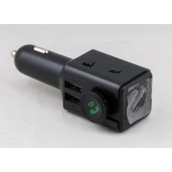 MP3 модулятор авто YL-18 SD (с пультом, экр.) ??