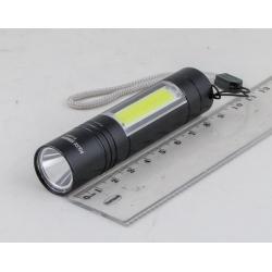 Фонарь светодиодный (1 мощ. 1AА) 5000W Y-1210