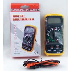 Цифровой Мультиметр XL-830L (в калоше, с оп.)