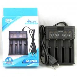 Зарядное устройство для 4 акк. HD-3999A для 18650/26650/14500/16340
