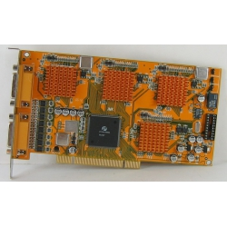 ВИДЕО DVR Card SK-8801AS (8Vid+8Aud., 200F/S) рег.