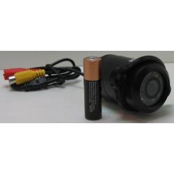 ВИДЕОкам. EC-826A CCD цв. (гл) 420л. ИК 8л. 80gr